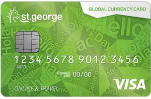 St George Global Currency Card Reviews Productreview Com Au