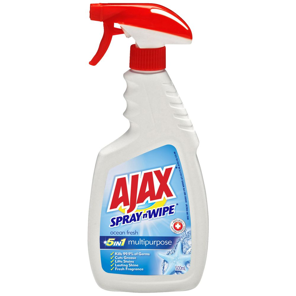 Ajax Spray N Wipe Reviews Productreview Com Au