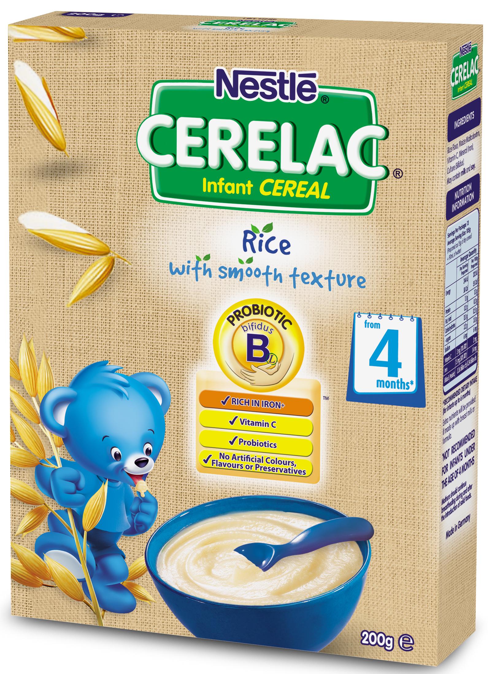 Nestle CERELAC Rice Reviews - ProductReview.com.au