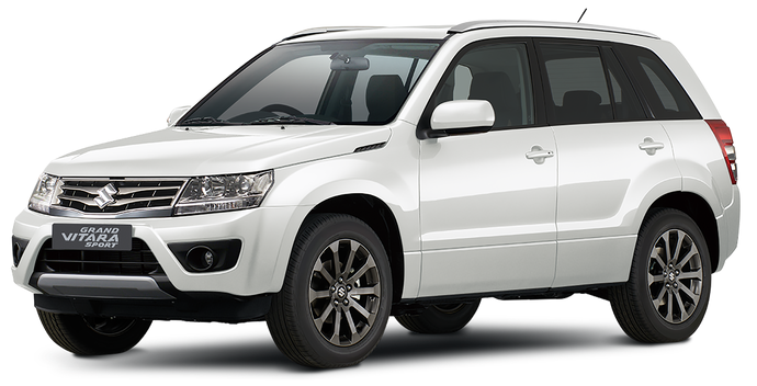 Suzuki Grand Vitara 2016 3 Door