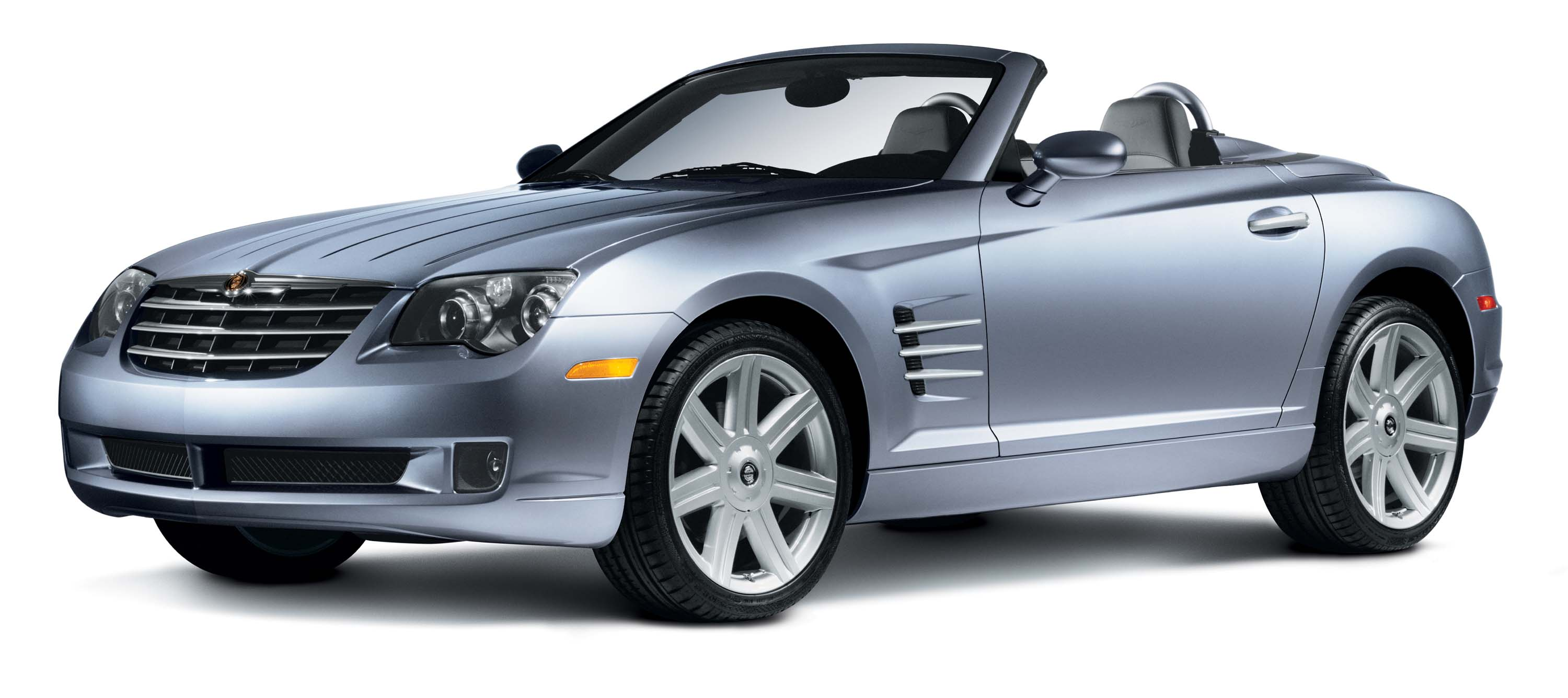 Chrysler Crossfire Roadster Present on 2004 chrysler crossfire