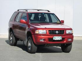 holden frontera reviews productreview com au rh productreview com au Holden Car Ute 2002 holden frontera manual