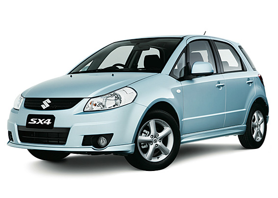 Suzuki Aerio Sx Accessories