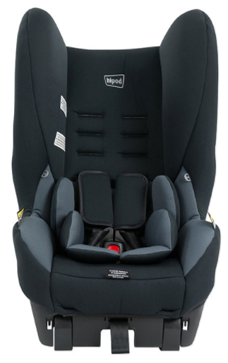 Hipod Roma Car Seat Review