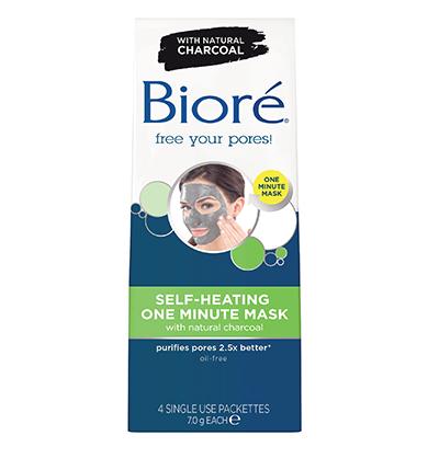 Biore Refine Self-Heating Mask