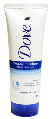 Dove Beauty Moisture Facial Cleanser