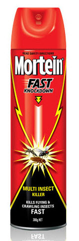 Mortein Fast Knockdown Multi Insect Killer Reviews