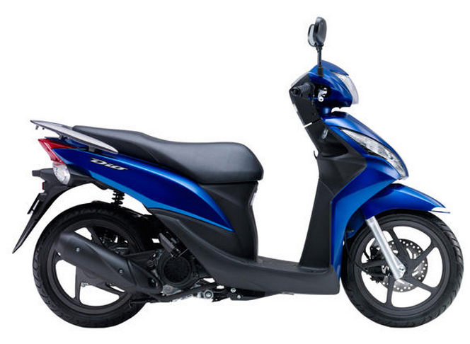 Honda Nsc110 Dio Reviews