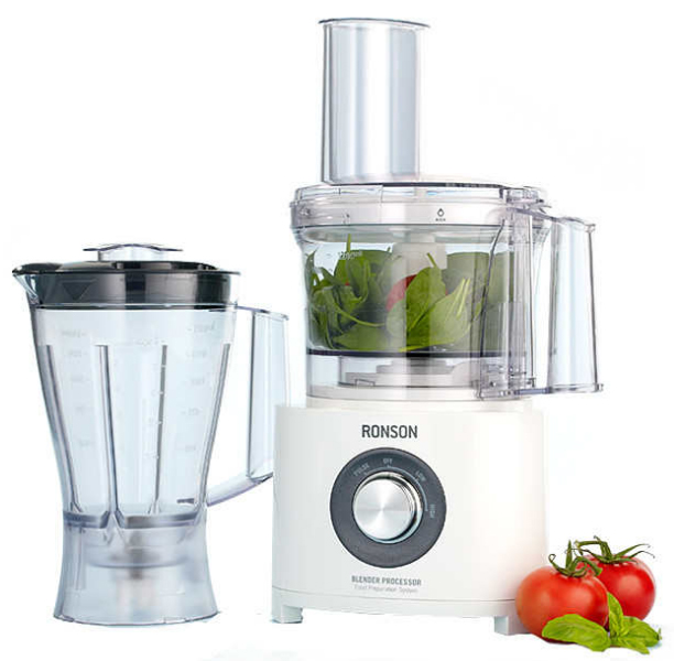 Ronson Food Processor Review