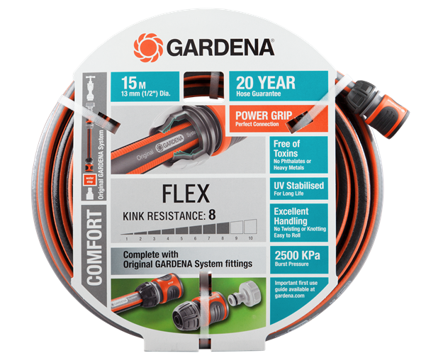 gardena hose reel instructions