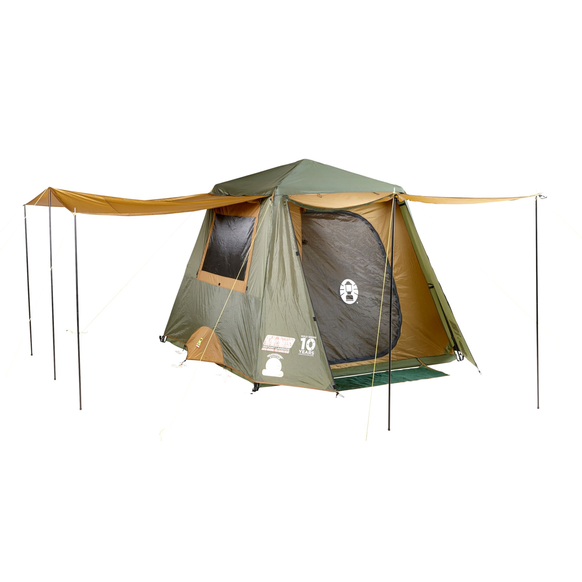 Product Instant Tent : Coleman instant up gold series reviews productreview