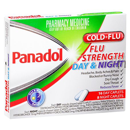 Panadol Night Australia