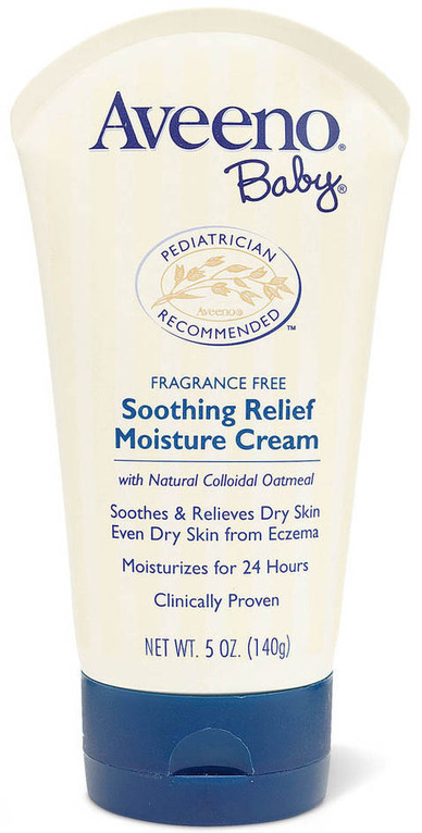Aveeno Baby Soothing Relief Moisture Cream Reviews