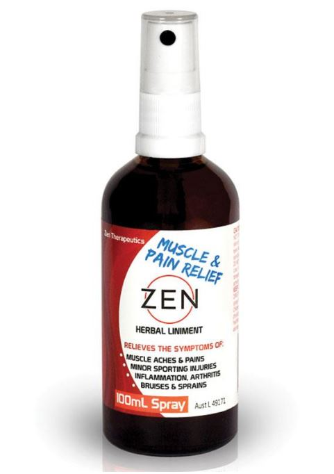 zen joint muscle care spray reviews. Black Bedroom Furniture Sets. Home Design Ideas