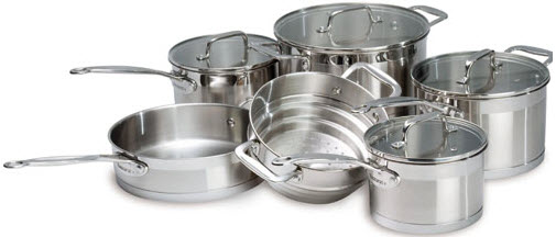 baccarat cookware care instructions