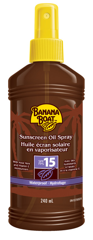 Banana Boat Sunscreen Oil Spray Spf 15 Reviews Productreview Com Au