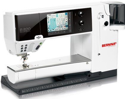 Bernina 40 Reviews ProductReviewau Custom Bernina 820 Sewing Machine Review