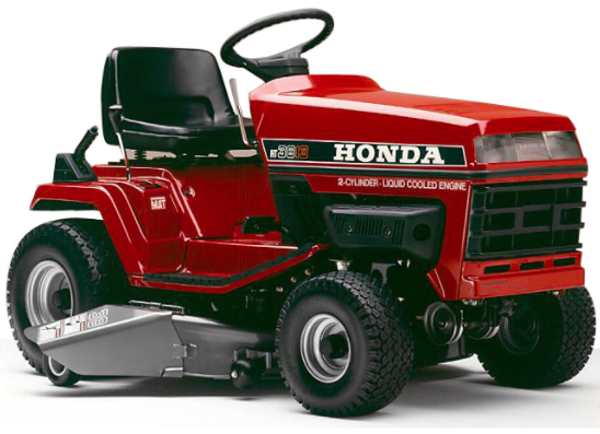 Pet Insurance Companies >> Honda Ride-On Lawn Mower HT3813 Reviews - ProductReview.com.au