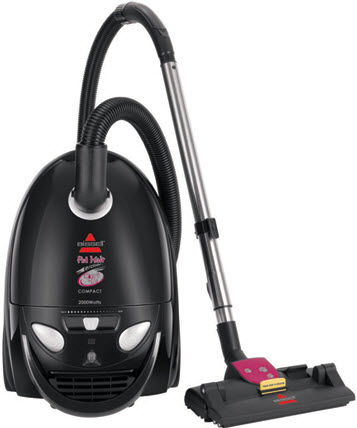 Bissell Pet Hair Eraser Compact 12R8E Reviews