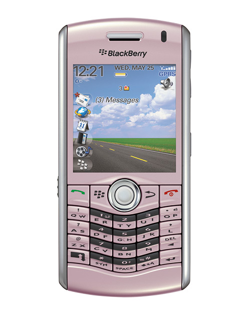 BlackBerry Pearl 8110 Reviews