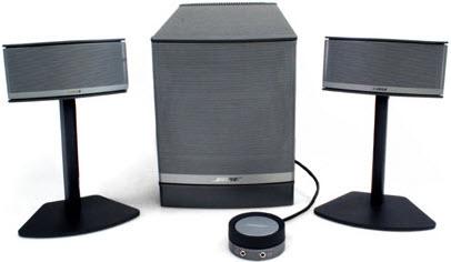 bose companion 5 computer speakers reviews. Black Bedroom Furniture Sets. Home Design Ideas