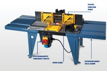 Workzone aldi bench top router table reviews productreview keyboard keysfo Gallery