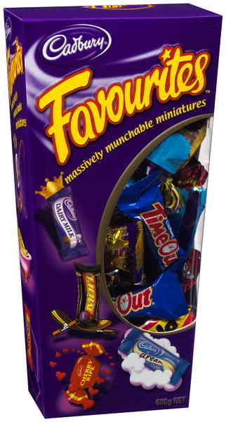Cadbury Favourites Boxed Reviews Page 2 Productreview