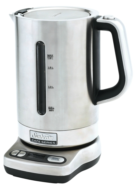 Sunbeam Cafe Series Kettle Ke Review