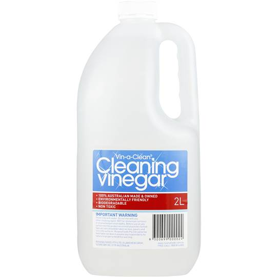 Vin a clean cleaning vinegar questions answers What kind of vinegar is used for cleaning