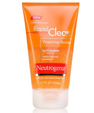 Neutrogena Rapid Clear Range