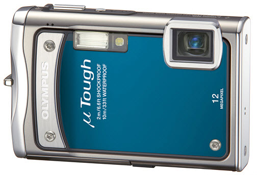 Olympus Mju Tough 8000 Reviews