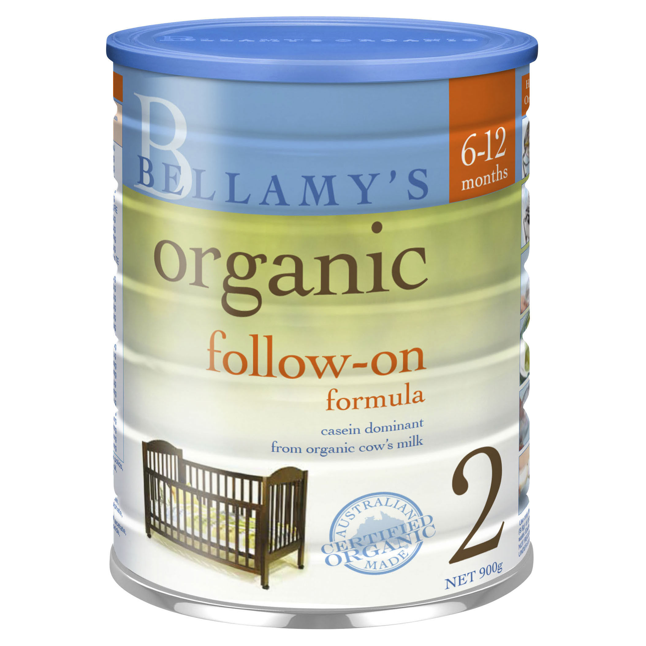 Bellamy\'s Organic Step 2 Follow-On Reviews - ProductReview.com.au