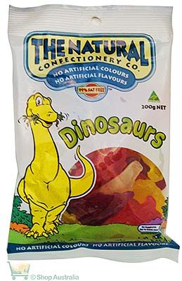 The Natural Confectionery Co Dinosaurs Reviews Productreview Com Au