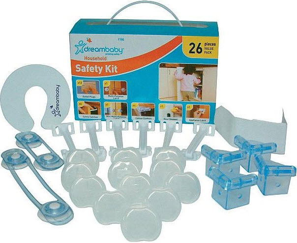 Dreambaby 26-Piece Household Safety Kit Reviews ...