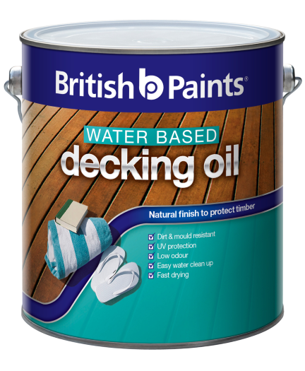 British paints decking oil water based reviews Oil based exterior paint brands