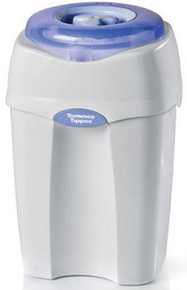 Tommee Tippee Nappy Wrapper Tub Reviews - ProductReview.com.au