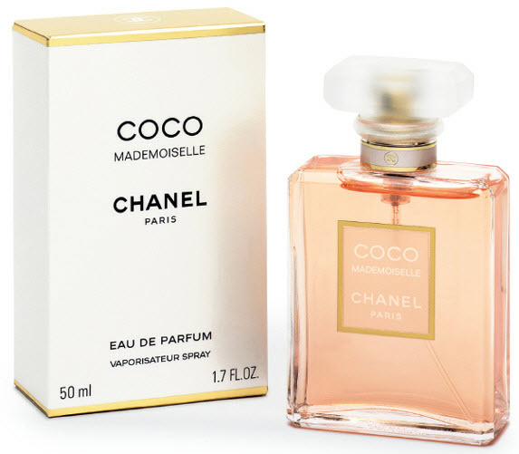 chanel mademoiselle coco perfume