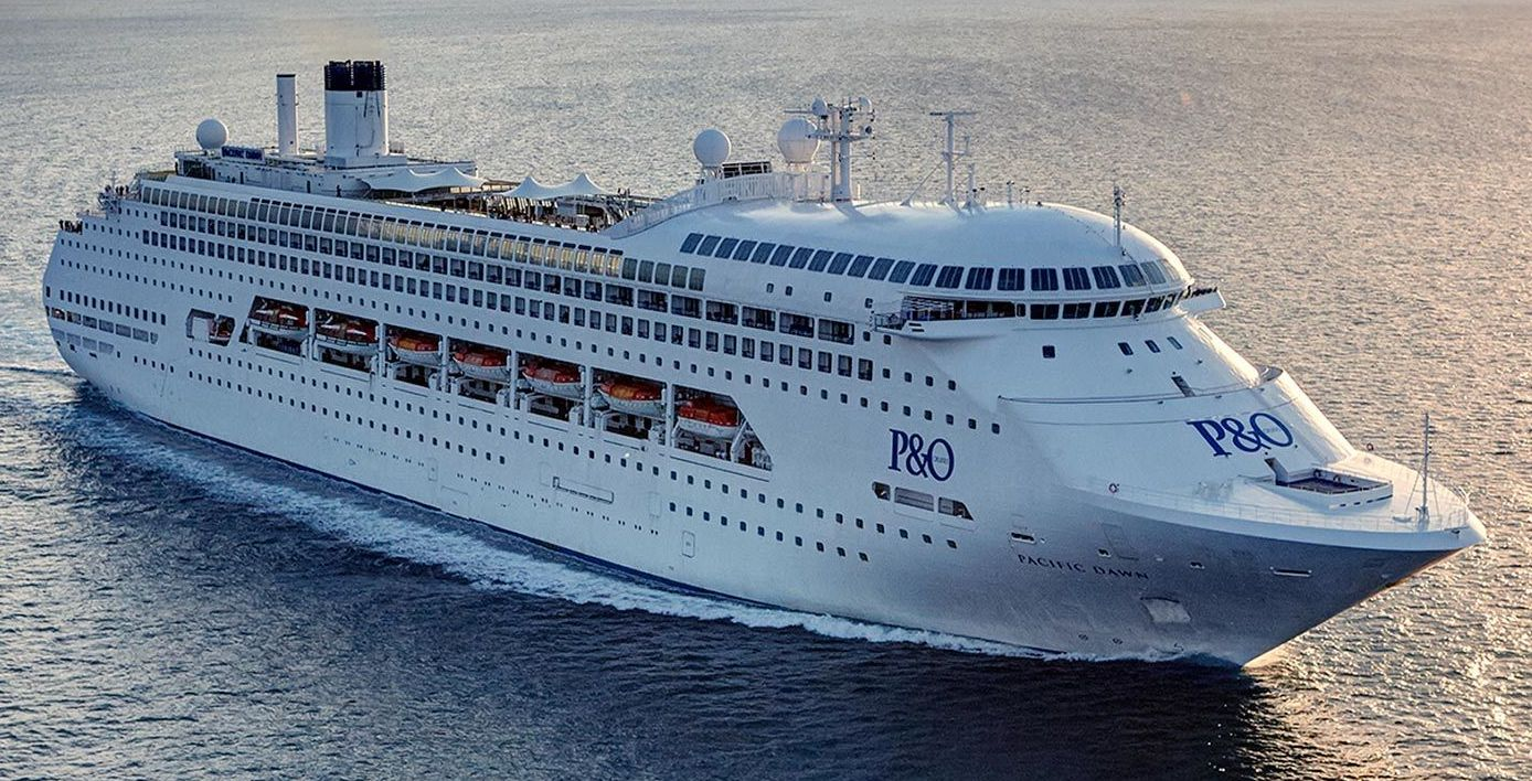 PO Pacific Dawn Reviews ProductReviewcomau - Cruise ship dawn