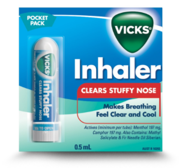 Vicks Inhaler Reviews Productreview Com Au