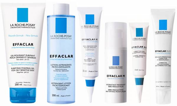 la roche posay effaclar reviews. Black Bedroom Furniture Sets. Home Design Ideas