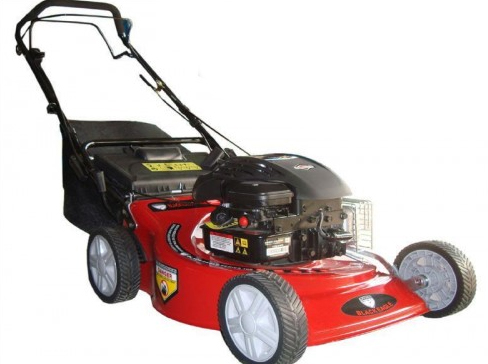 Black Eagle 140cc Self Propelled Lawn Mower B18a40 Reviews