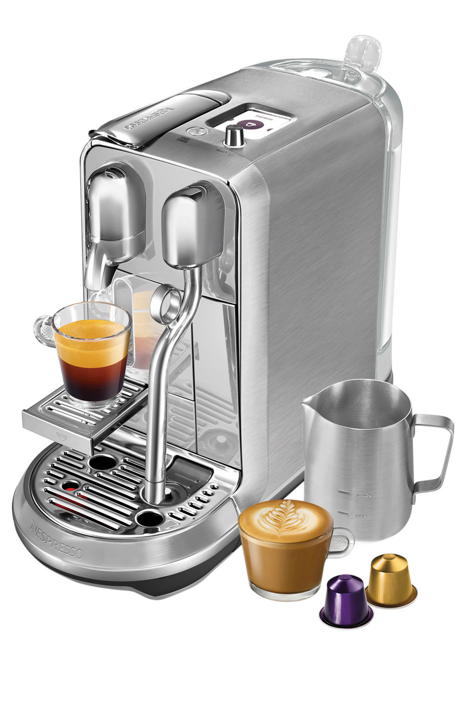 Breville Nespresso Creatista Plus Bne800 Reviews Productreview Com Au