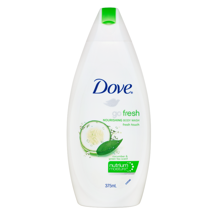 Dove Go Fresh Touch Nourishing Cucumber & Green Tea Body Wash