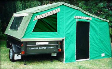 Camper Trailers Perth >> Cavalier Deluxe On-Road Trailer Reviews - ProductReview.com.au