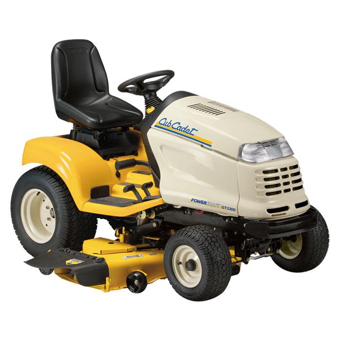 Cub Cadet 3000 Series Lawn Tractor Gt3200 Reviews