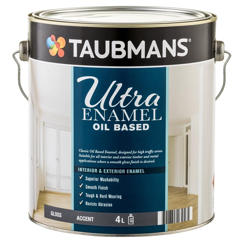 Taubmans Ultra Enamel Reviews