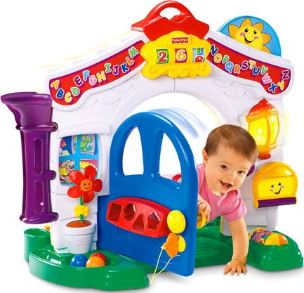 Fisher Price Laugh Learn Learning Home Reviews Productreview