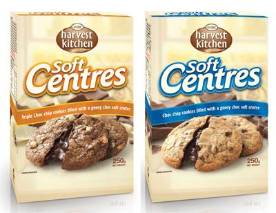 Harvest Kitchen Soft Centres Cookies Reviews Productreview Com Au