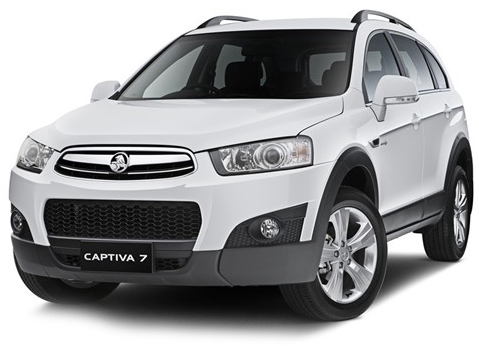 Holden Captiva Cg2 2011 2018 Reviews Page 11