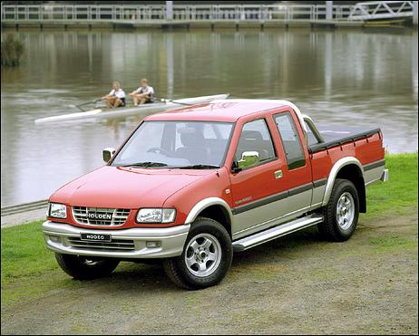 Holden Rodeo Tf 1991 2002 Reviews Productreview Com Au